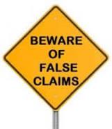 False sexual harassment allegation